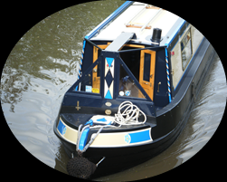 Narrowboat Coachwork Painting, Servicing and Maintenance from N.B. Marine Services